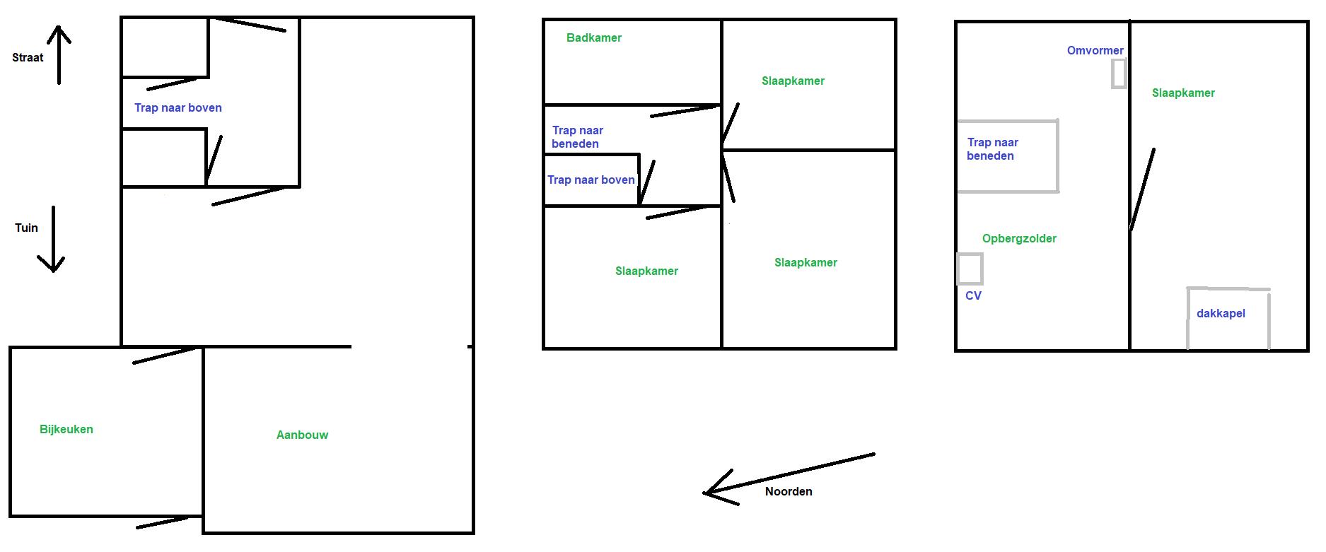 Waar airco(\'s) in huis te plaatsen? - Wonen & Verbouwen - GoT
